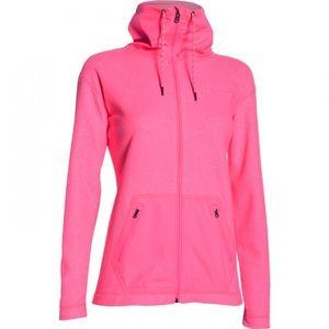 NWT Under Armour Women's Cold Gear Jacket, sz L